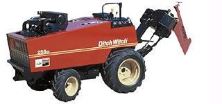Where to find DITCH WITCH 255SX in Stillwater