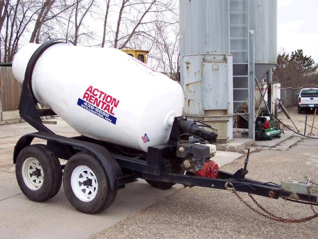 Where to find MIXING TRAILER in Stillwater