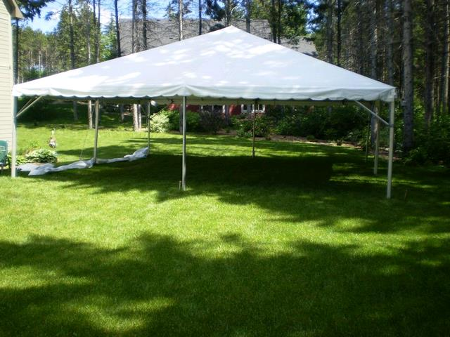 Where to find 30X30 FRAME TENT in Stillwater