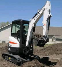 Where to find BOBCAT E32i EXCAVATOR W THUMB in Stillwater