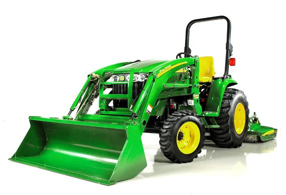 Where to find JOHN DEERE TRACTOR 3033R in Stillwater
