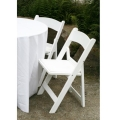 Where to rent CHAIR, WHITE RESIN in Stillwater MN
