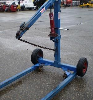 Where to find HOIST, AUTO TOWABLE in Stillwater